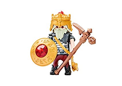PLAYMOBIL® 6587 Dwarf King, Multicolor