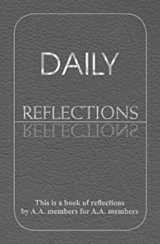 daily reflections aa members