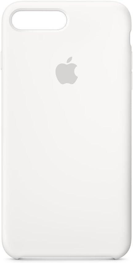 Apple iPhone 8 Plus / 7 Plus Silicone Case - White