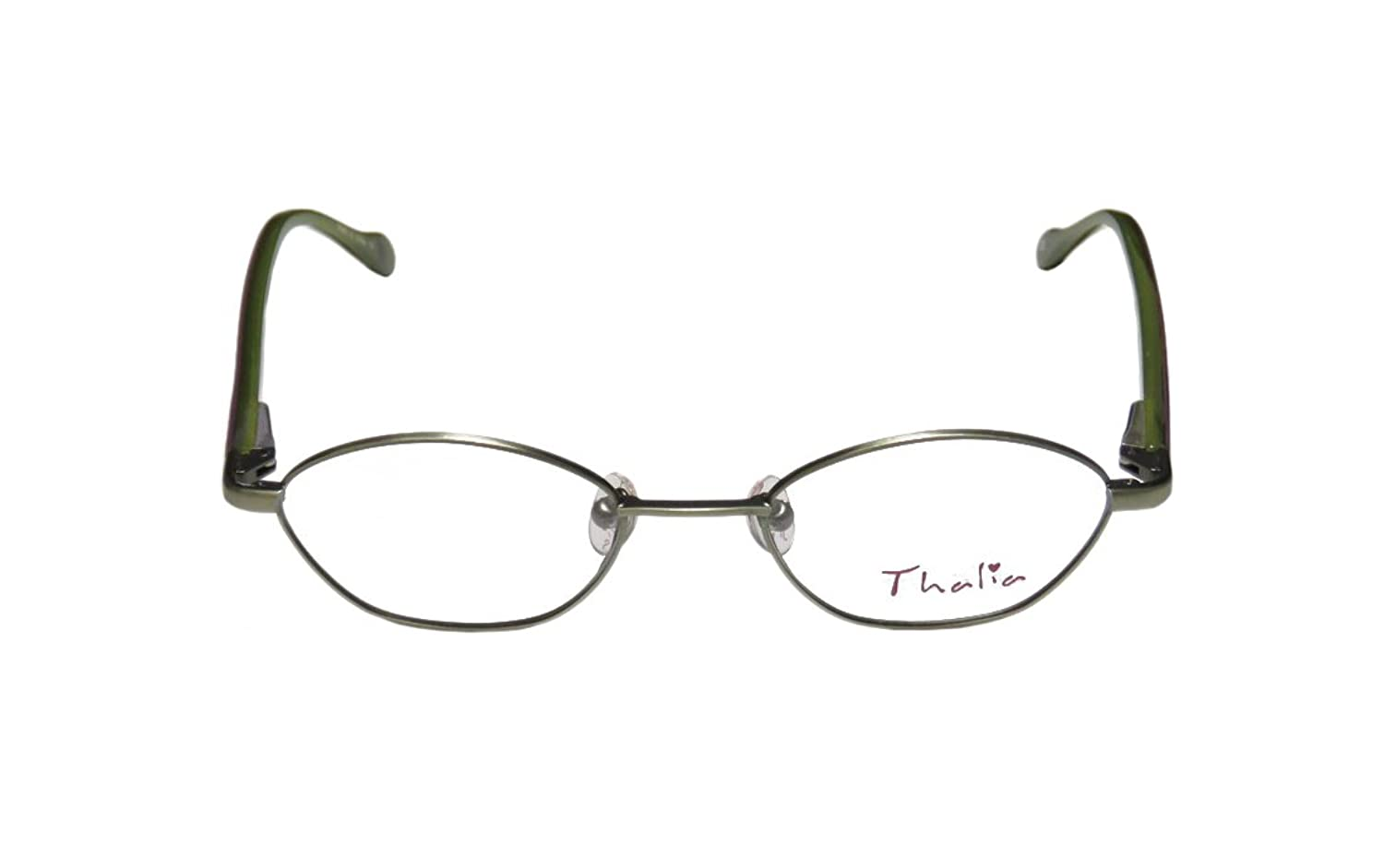 Thalia Franca Womens/Ladies Rxable For Adults Designer Full-rim Spring Hinges Eyeglasses/Spectacles
