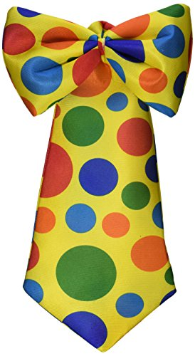 Beistle 60418 Clown Tie, 11-1/2-Inch by (English Themed Costume Party)