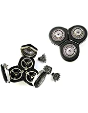 PREMIUM BLADEZ for Philips Norelco RQ12 RQ12+ Electric Shaver Head Holder s5000 s6000