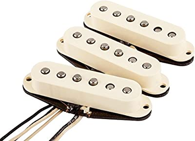 Fender Texas Special Solderless Stratocaster Pickups 1 by FECN9