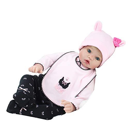 Lovewe Baby Doll Toy,Lifelike Baby Doll 55cm New Doll Kids Girl Playmate Birthday Gift For Kids