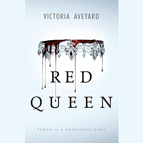 Red Queen (Red Queen series, Book 1) by HarperCollins Publishers and Blackstone Audio