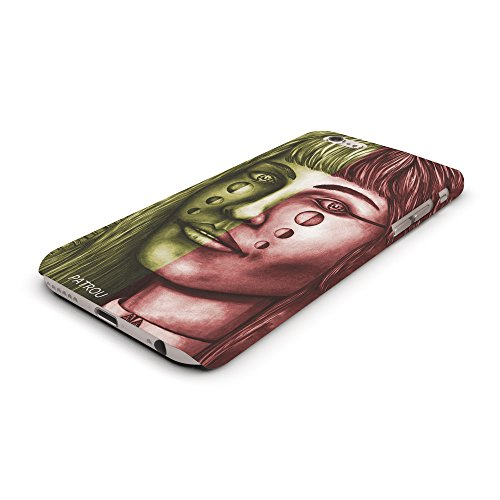 Koveru Back Cover Case for Apple iPhone 6 - Crying Girl
