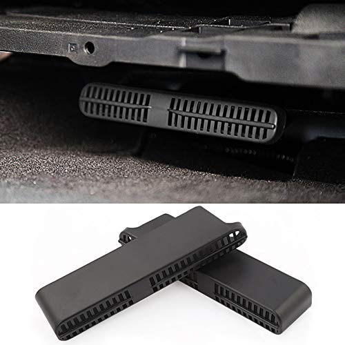 LoLa Ling Under Seat Floor Rear AC Heater Air Conditioner Duct Vent Cover Grill Outlet Covers for Honda CRV CR-V