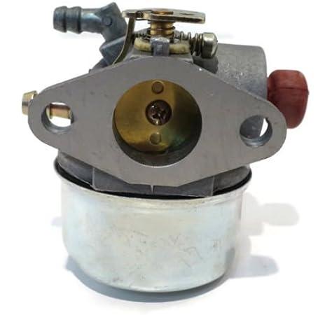 Carburetor For Tecumseh Go Kart 5 5.5 6 6.5HP OHV HOR Engine Carb