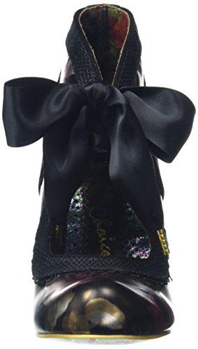 Irregular Women's Closed Juliet Choice Pumps Toe Black Black 5Zz5Arpqac
