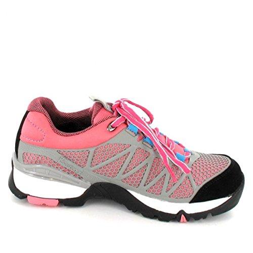 Kastinger Hikingschuh Trekking 5 Woman, Farbe: Pink/Grau