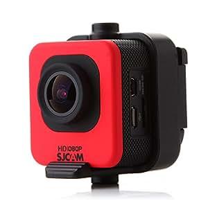 SJCAM M101.5LCD 12.0mp HD 1080p Deportes cámara de vídeo digital 170¡ã Gran Angular Rojo
