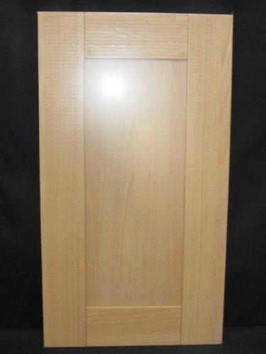 Beech Shaker Kitchen Cupboard Door 400 Full Height Amazon Co Uk