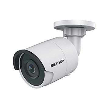 Hikvision Digital Technology DS-2CD2085FWD-I Cámara de Seguridad IP Bala Techo/Pared 3840 x 2160 Pixeles: Amazon.es: Electrónica