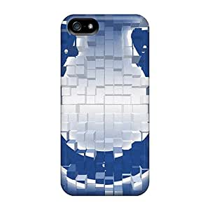 Cute Tpu S.N.H Indianapolis Colts Case Cover For Iphone 5/5s