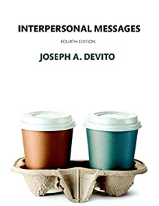 Books by joseph a devito interpersonal messages 4th edition fandeluxe Image collections