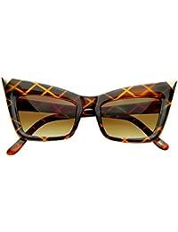 MLC Eyewear 'Ivory' Cat eye Fashion Sunglasses