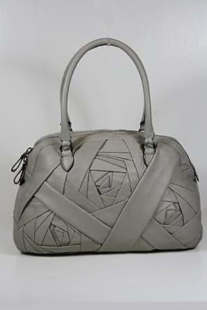 Valentino Handbags Gray Leather 6WB00560 (Run Way)