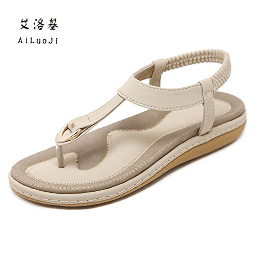 Fond Thalande Plage Loisirs Antidrapantes Chaussures Sandales Nouvelles 2018 Ctier t Douce Simples Plates 39 tudiantes zOOqPRTwU