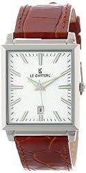 Le Chateau Men's 7078m_wht Classica Watch