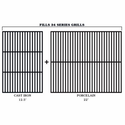 Traeger Pellet Grills BAC367 34 Series Cast Iron Upgrade Grill Grate Kit Review