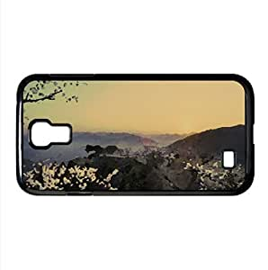 Cherry Blossoms Watercolor style Cover Samsung Galaxy S4 I9500 Case (Spring Watercolor style Cover Samsung Galaxy S4 I9500 Case)