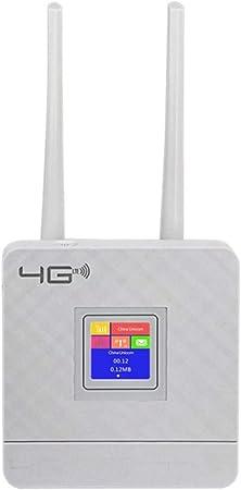 ZTT Ranura Router WiFi 3G 4G portátil Puerto LAN Hotspot ...