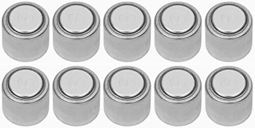 10 Replacement DL1/3N CR1/3N 3V Lithium Batteries Bulk Packaging