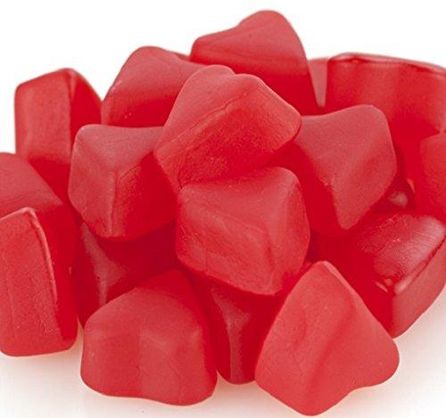 UPC 709257485768, Large Cherry JuJu Hearts 2 pounds JuJube Hearts Cherry Hearts