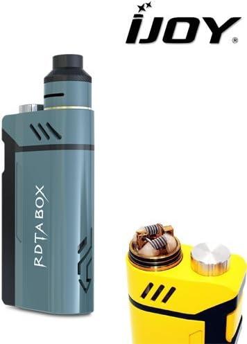 200W IJOY RDTA BOX Full Kit W/O Battery NO Nicotine: Amazon.es ...