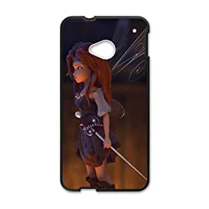 HTC One M7 Phone Case Cover Black Disney The Pirate Fairy Character Zarina EUA15977617 Picture Phone Covers