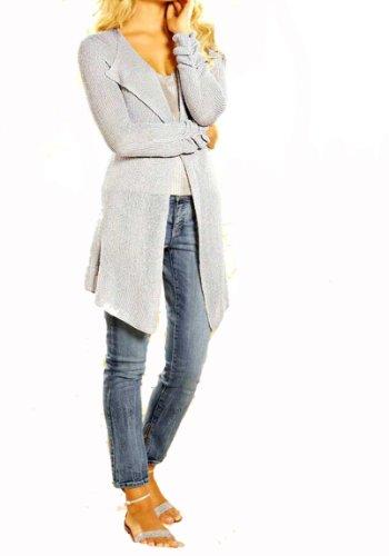 Apart - Sandalias de Vestir Mujer Grigio (Grigio argento)