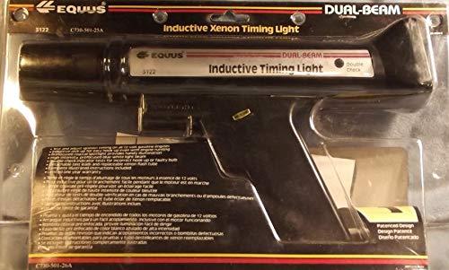 Equus 3122 Timing Light Dual Beam Inductive