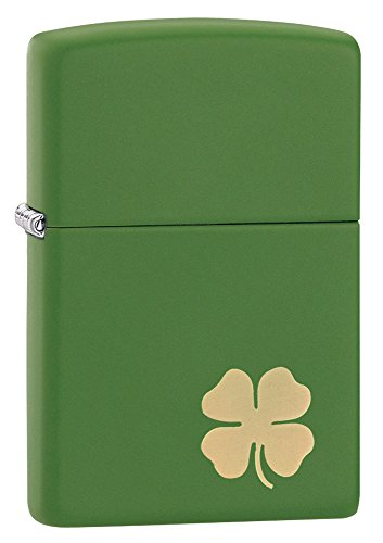 zippo-clover-pocket-lighter-moss-green-matte