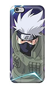 TYH - First-class Case Cover For ipod Touch4 Dual Protection Cover Kakashi phone case