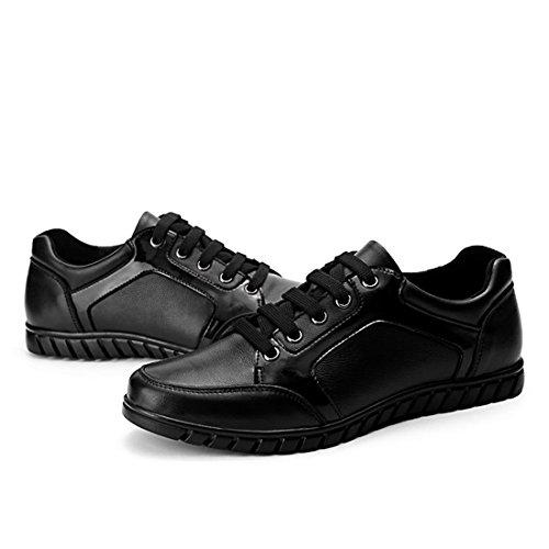 Nero 39 EU LHEU LH3168 Nero Minitoo Uomo Sneaker 5 x6UTInz