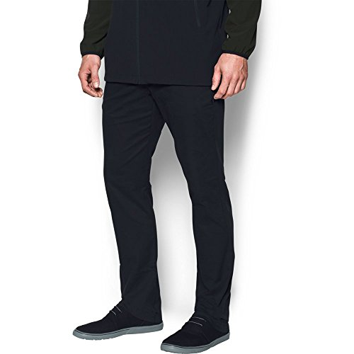 Under Armour UA Performance Chino — Tapered Leg 44/36 Black