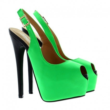 Intrepides Shoes - Lola Green - 37