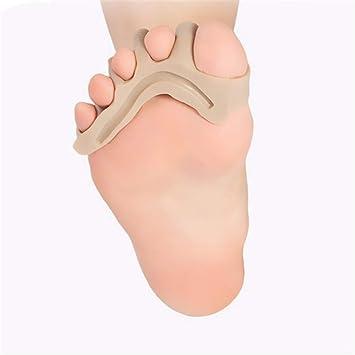 QINAIDI 1Pair 24H Bunion Corrector para Hombres y Mujeres, Puede Usar Zapatos Separador de Dedos, Lucha contra juanetes,2: Amazon.es: Deportes y aire libre