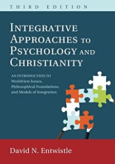 Amazon social psychology goals in interaction 6th edition integrative approaches to psychology and christianity 3rd edition an introduction to worldview issues fandeluxe Gallery