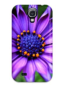 UwgaSBy18239MNvSa Flower Photography Fashion Tpu S4 Case Cover For Galaxy