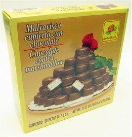 De La Rosa Chocolate Covered Marshmellow