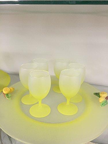 Limoncello Glasses (Limoncello Glasses- 7 Pc. (262))