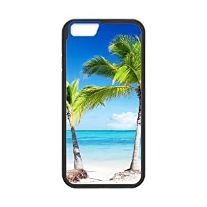 EZCASE Island Beach Phone Case For iphone 4 4s [Pattern-2]