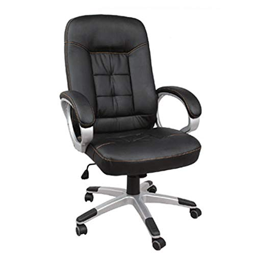 Winner666 2019 Office Chair Leather Desk Gaming Chair with Adjust Seat Height (B) (Best Gaming Chair 2019 Under 200)