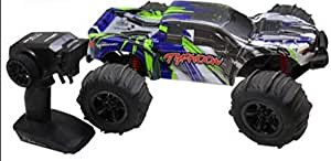 mytoys hobbiway Typhon MT660 1/10 4wd R/C car high speed racing car monster truck hobby truck off road desert sand tyres & two battries