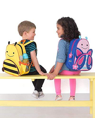 """Skip Hop Toddler Backpack, 12"""" School Bag, Butterfly 4"""