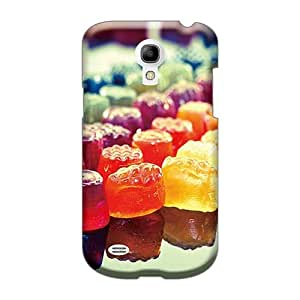 Bumper Hard Phone Case For Samsung Galaxy S4 Mini With Support Your Personal Customized Realistic Candies Series Aimeilimobile99