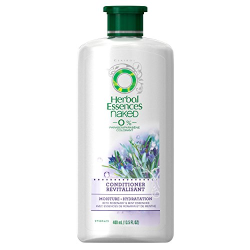 (Herbal Essences Naked Moisture Conditioner, 13.5 Fluid Ounce )