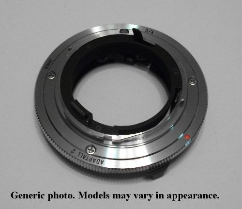 Tamron Adaptall-2 Custom Mount For Contax/Yashica Cameras ()