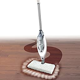 Shark Professional Dust, Mop, & Scrub Steam Electric Corded Pocket Mop | S3801CO